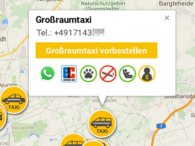 taxi rufen berlin